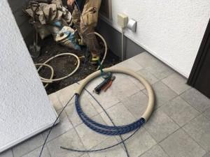 上野邸電気工事