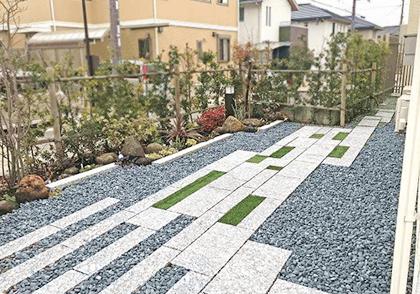 ガーデン事例